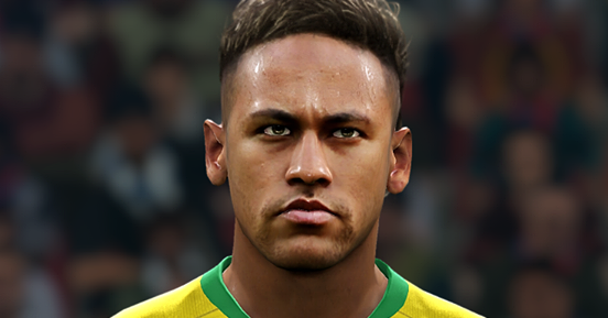 PES 2019 Faces Neymar Jr By Youssef Facemaker