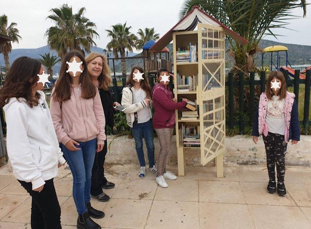 Πολιτιστικός Σύλλογος Φράγχθι: Τα βιβλιόσπιτά μας περιμένουν καινούργιους επισκέπτες- αναγνώστες