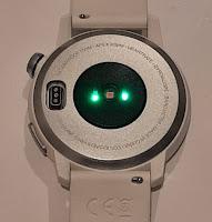 COROS APEX 46 - sensore cardio