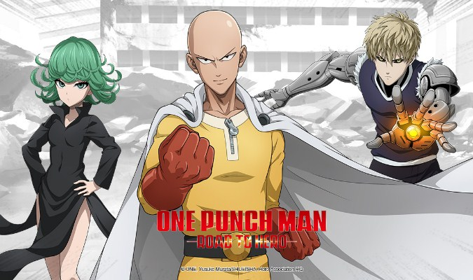 Game One-Punch Man: Road ti Hero
