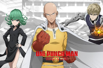 Yeay! Game One-Punch Man: Road to Hero Segera Rilis