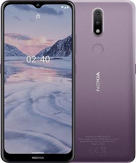 Layar Nokia 2.4