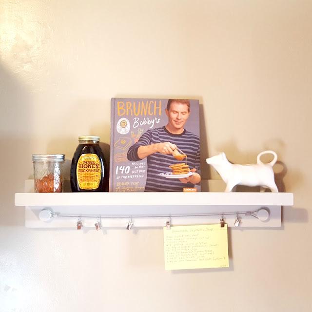 Kitchen Shelf Decor Pinterest
