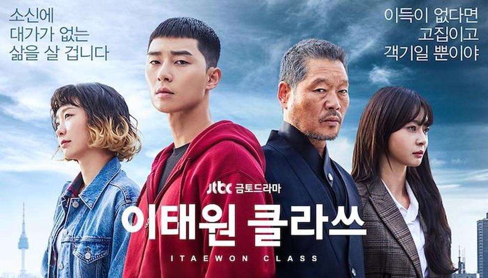 Itaewon Class , Drama , 2020 , HD , 720p , 이태원 클라쓰