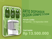 Antis Dispenser Design Competition 2020