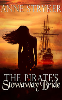 THE PIRATE'S STOWAWAY BRIDE by Anne Stryker