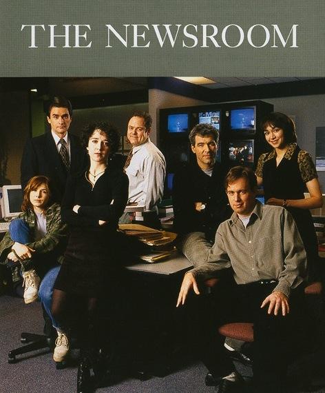 Newsroom Serie