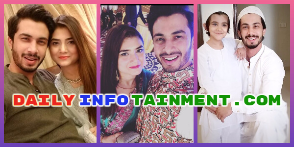 Beautiful Pictures of Actor Raeed Muhammad Alam with his Family