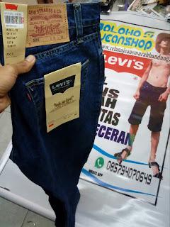 Jeans di Pontianak