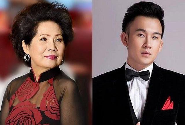 Dương Triệu Vũ tạm dừng mạng xã hội và xin lỗi danh ca Phương Dung