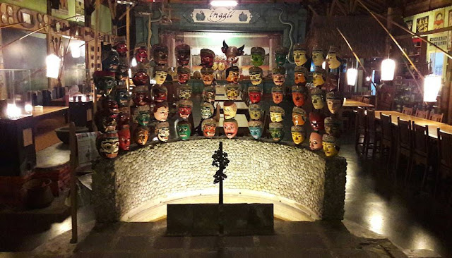 Museum Inggil dan Resto Malang