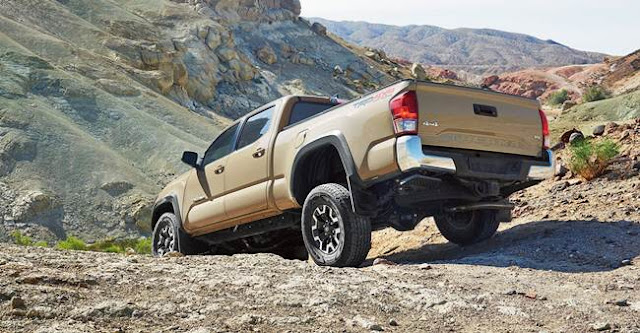 2016 Toyota Tacoma TRD Off-Road Specs