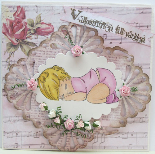 stort grattis till bebisen ☆ Mitt Lilla Krypin ☆: Ett stort GRATTIS till familjen Lorichs!!! stort grattis till bebisen