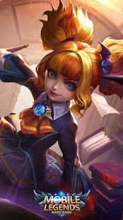 Lylia Star Student Heroes Mage of Skins