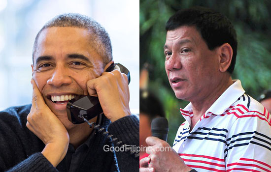Obama offered something to presumptive president-elect Duterte