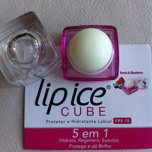 Lip Ice Cube Protetor e Hidratante Labial - Mentholatum