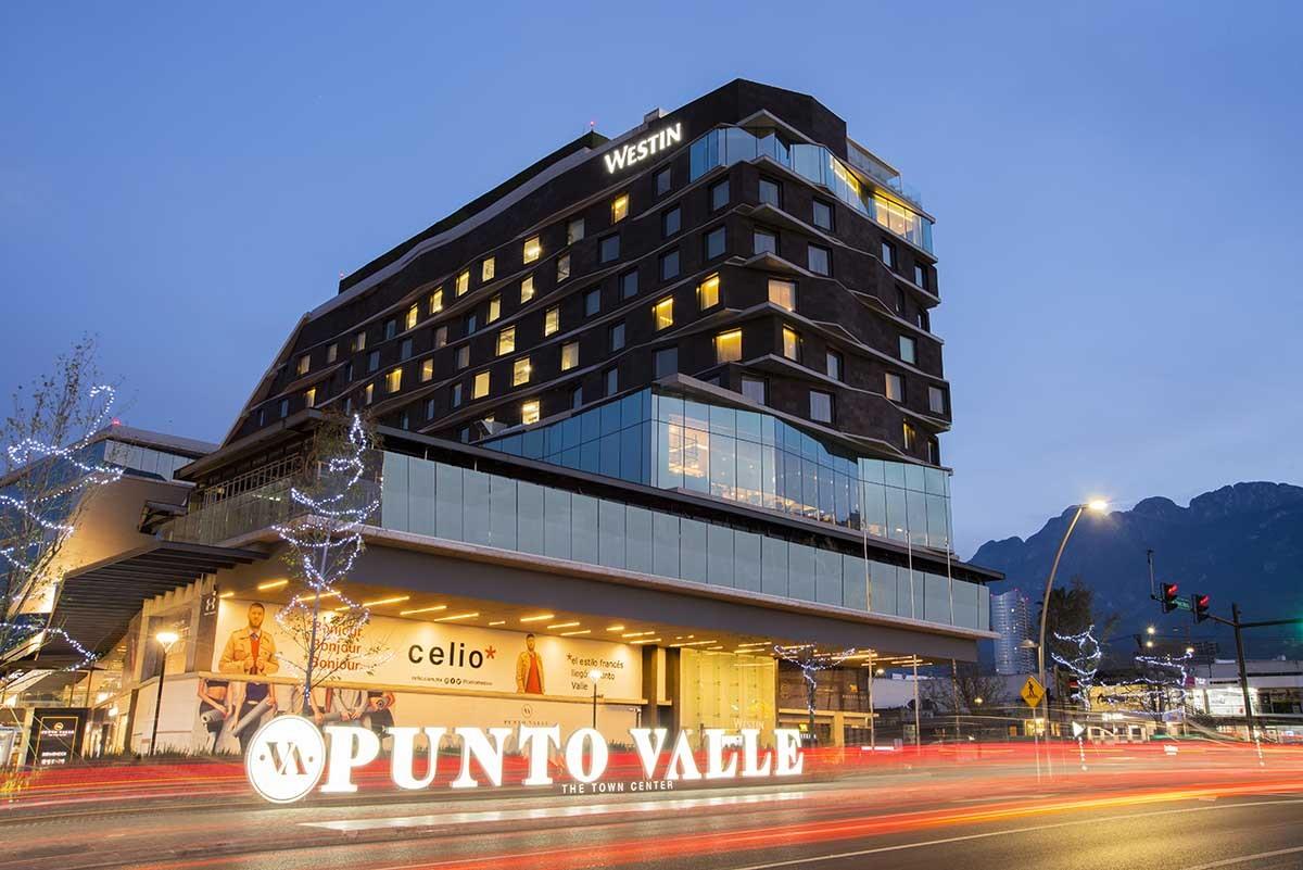 WESTIN PRIMER HOTEL MONTERREY EXPANSIÓN MÉXICO 01