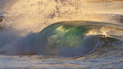 Sea Wave Nature Wallpaper Free HD