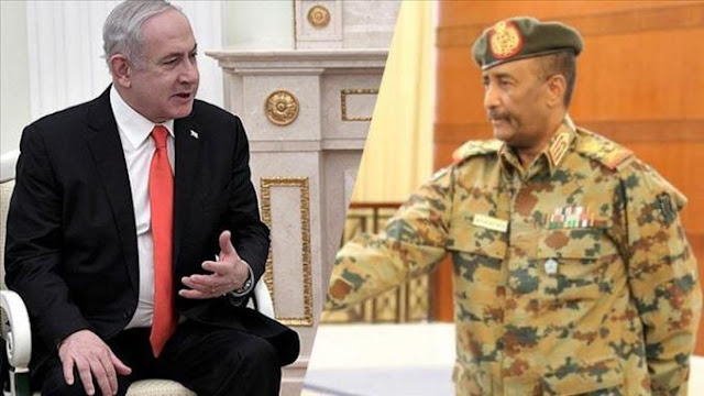 الجيش السوداني يوافق على الاجتماع مع إسرائيل لتعزيز الأمن القومي.
