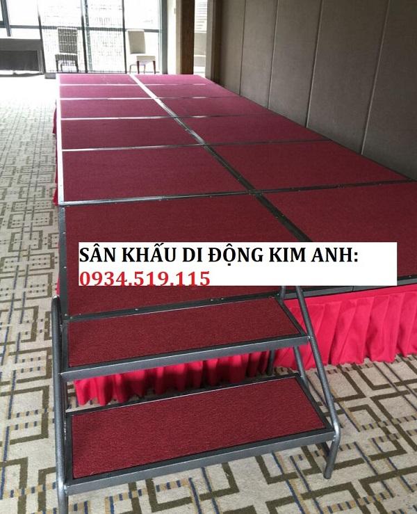 [Bán] Sân khấu di động - Tập đoàn Long Giang Land