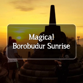 Magical Borobudur