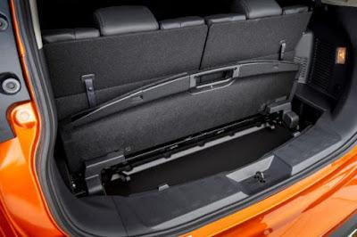 Coffre Nissan X-Trail avec 7 place