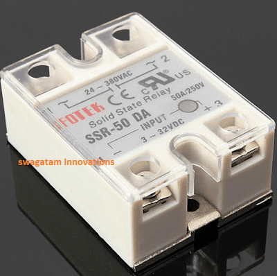 solid state relay SSR image