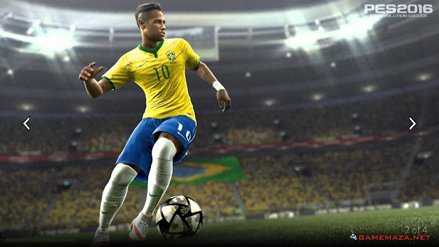 Pro Evolution Soccer 2016 Screenshot 1