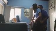 ลุงตั้งกล้องเย็ดหลานสาวในห้องทำงาน แวะมาเยี่ยมลุงบ่อยๆนะนู๋ คลิปหลุด18+