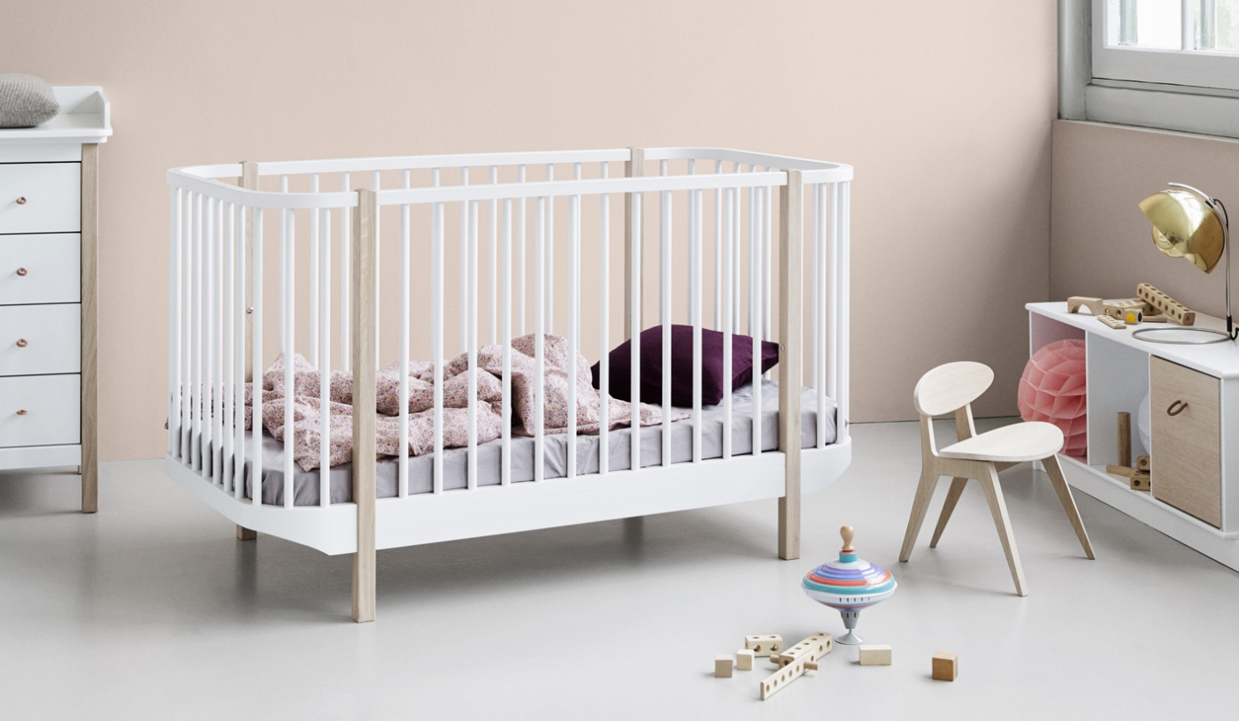 Scandinavian children's furniture Oliver Furniture | Cleo-inspire Blog