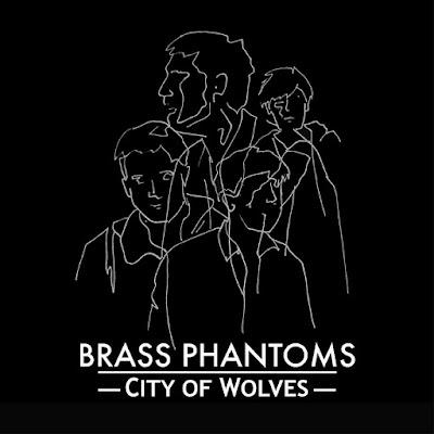 Brass Phantoms City of Wolves Dublin