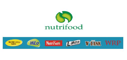 Lowongan Kerja Nutrifood Indonesia Bulan April 2021