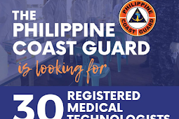 PCG Hiring for Medical Technologist with Starting Salary of 45K
