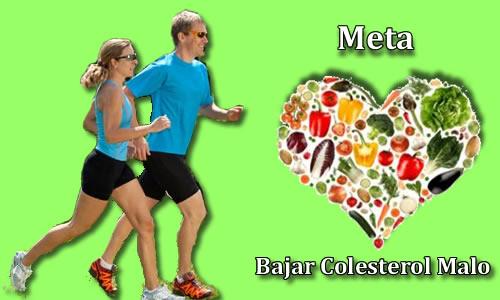 Disminuir El Colesterol Malo