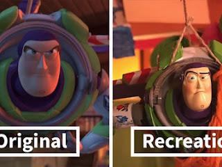 """Irmãos passaram 8 anos refazendo o filme """"Toy Story 3"""" até o último detalhe"""