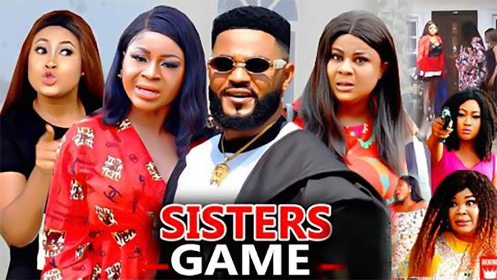 Movie: Sisters Game (2020) (Parts 1 & 2) #Arewapublisize