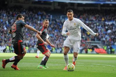 موعد مباراة ريال مدريد وسيلتا فيغو السبت 12-5-2018 ضمن الدوري الاسباني والقناة الناقلة