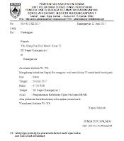 Contoh Surat Perintah Perjalanan Dinas (SPPD) doc Terbaru 2017