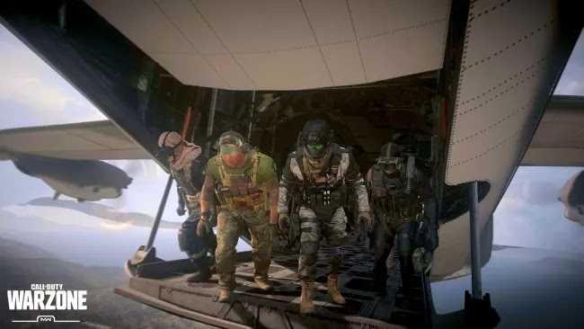 Call of Duty: Modern Warfare temporada 3 presenta Warzone Quads, Gun Game y más