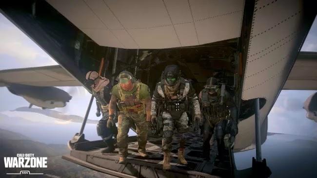 Call of Duty: Modern Warfare temporada 3 presenta Warzone Quads, Gun Game y más