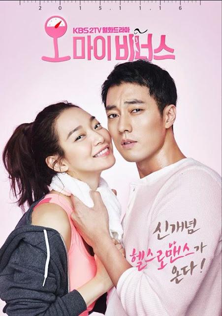 Drama Korea Oh My Venus Lakonan Shin Min Ah: Sinopsis