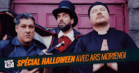 Spécial Halloween Distorsion avec Ars Moriendi