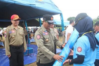 Gubernur Canangkan Kampung Siaga Bencana