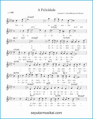 a felicidade 1 lagu jazz standar