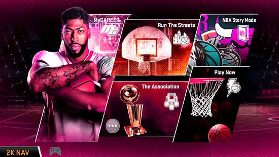 NBA 2K20 Mod Apk For Mobile Device