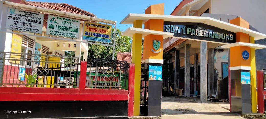SD Negeri 1 Pagerandong Nan Megah