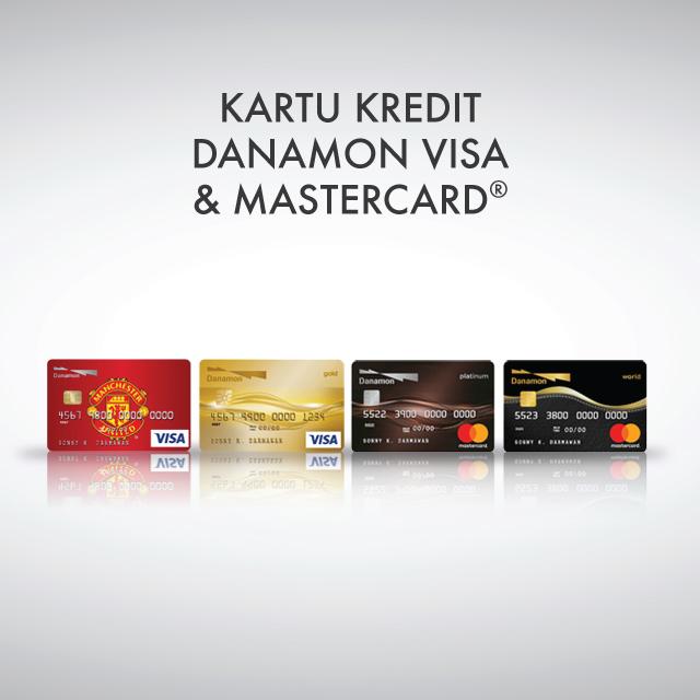 Berbagai Hal Tentang Kartu Kredit Bank Danamon
