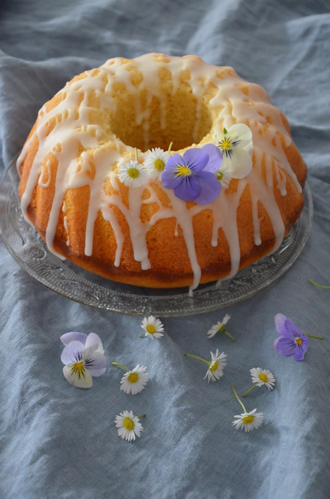 Kleiner Zitronen Joghurt Kuchen Mit Ol Rezeptra Food And More