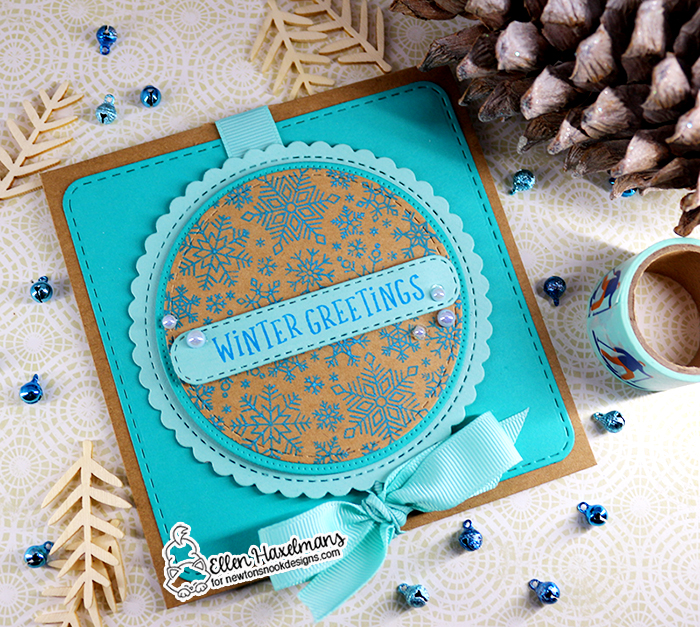#newtonsnookdesigns #nnd #card #cardmaking #stamps #distress #ink #handmade #stamp #set #dies #copiccoloring #copicmarkers #copic #card #blog #hop #2020 #winter #release #christmas #Circle #Frames #Banner #Trio #die #set #Snowfall #Roundabout #paperart #hobby #drawing #copic #marker #Release #November
