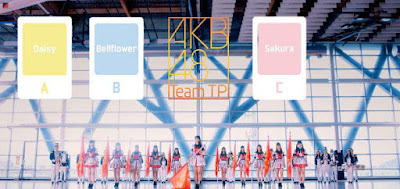 AKB48 Team TP Umumkan 3 Unit Baru, Daisy Bellflower Sakura